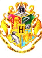 Hogwarts Seal by blastedgoose