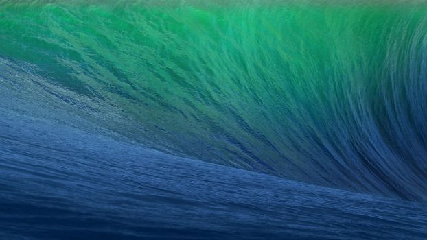 OS X 10.9 Mavericks Wallpaper (Retina Resolution) by Brebenel-Silviu