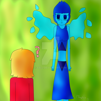 Wrong universe lapis by celj