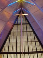 Air Force Academy Chapel 7 by Davidk1960