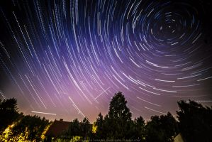 Star Trails by OloS