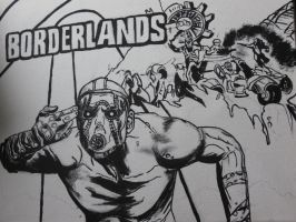 Borderlands: Drawn by marlainawho