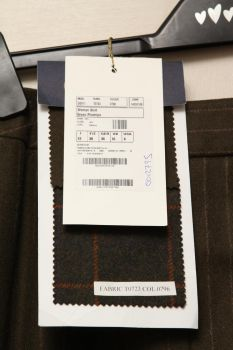 Beretta skirt label by SWAT-Strachan