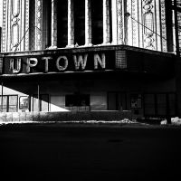 Uptown Theatre by jonniedee