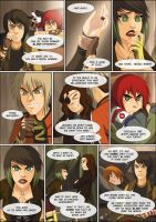 Keep Running D.D FANcomic 26 by Kaisel