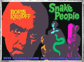 SFS: Snake People by Hartter