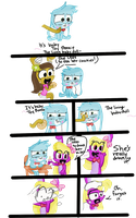 It's Baby, Toy Bonnie, The living baby doll~ by RainbowKitten96