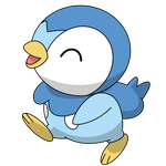 Happy Piplup by kol98
