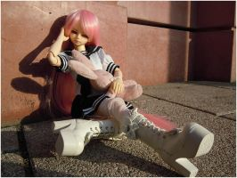 BJD: Crossdressing Betch by Kato-Yue