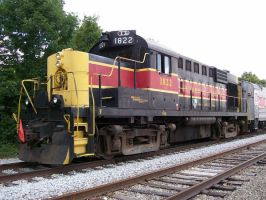 Cuyahoga Valley RS18 1822 by LDLAWRENCE