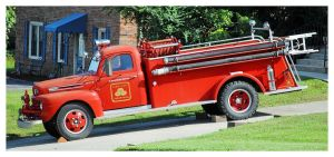 Old Firetruck by TheMan268