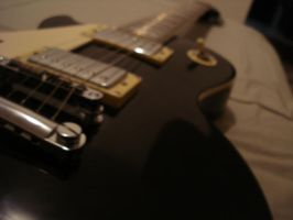 Epiphone Les Paul Standard by SpiderIV