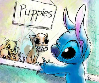 Puppy Sale by QGildea