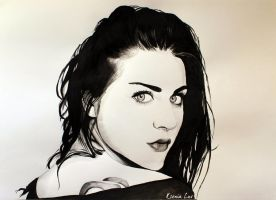 Frances Bean Cobain by Ksenia22