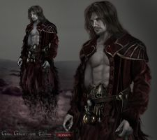 Dracul : Castlevania - Lords of Shadow by gokcegokcen