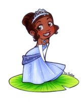 Princess Tiana by Selene-Moon