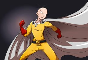 One Punch Man by FBende
