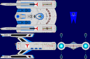 USS Terminus Multi-View by captshade