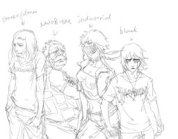 Espada metalheads draft by aldurvankar