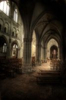 In the church by Unicorne