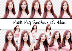 Pack Png Seohyun By Hami by alwaysmile19