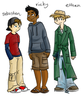 The Guys by MarsigComic