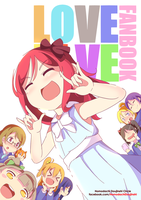UPDATE: Love Live Doujin 2015 - My 15 Pages by Phibonnachee