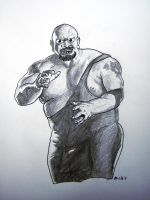 The Big Show by Smithx7000