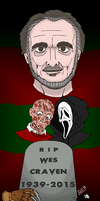 HH - Wes Craven Tribute by HH-HorrorHigh