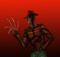 Freddy Sketch by royalentertainment