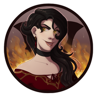 RWBY - Cinder Fall by mirzers