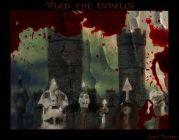 Vlad the Impaler by silentfuneral