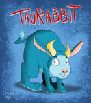 Taurabbit by qwertypictures