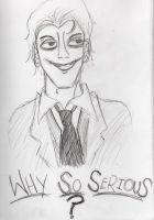 Why So Serious by stuffsophdoes