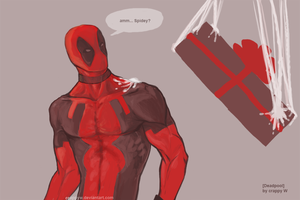 Deadpool by crappyW