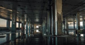 Abandoned Reflections 2 by 5isalive