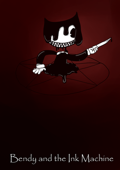Bendy and the Ink Machine by PastelCloudKitten