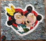 Mickey and Minnie mouse by ThatOneGirl108