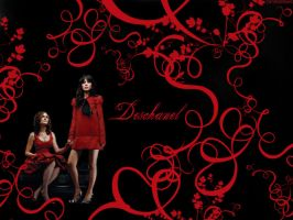 Deschanel' Sisters by candieshoes