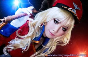 Sheryl Nome on CG Concert4 by yukigodbless