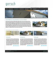 Gersch Architekten Design by BAS-design