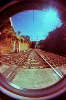 Follow The Tracks by activeflush