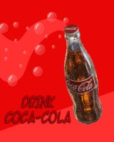 Drink Colc-Cola Ad by Eric by Cartoon-Eric