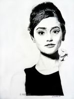 Jenna Louise Coleman by 16th-of-a-twigg