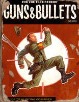 Guns And Bullets #1 Book - Fallout 4 by PlanK-69