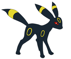 Umbreon by ChuyFluff
