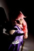 Yuno Gasai Mirai Nikki Cosplay - You are mine by K-I-M-I