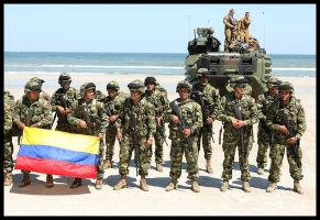 army colombia by jblpro