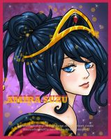 Amira-Art trade by Roots-Love