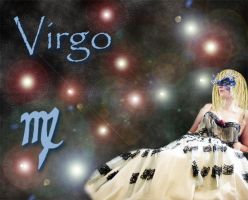 virgo by WiccanSilver